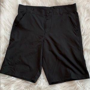 Men's Fila flatfront golf shorts